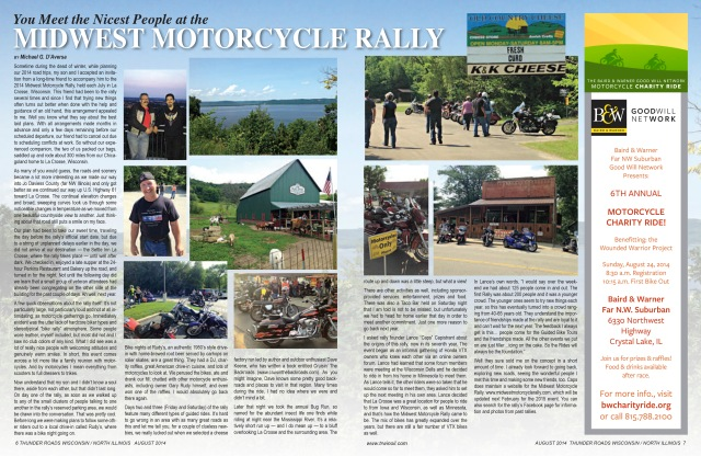 Midwest Motorcycle Rally