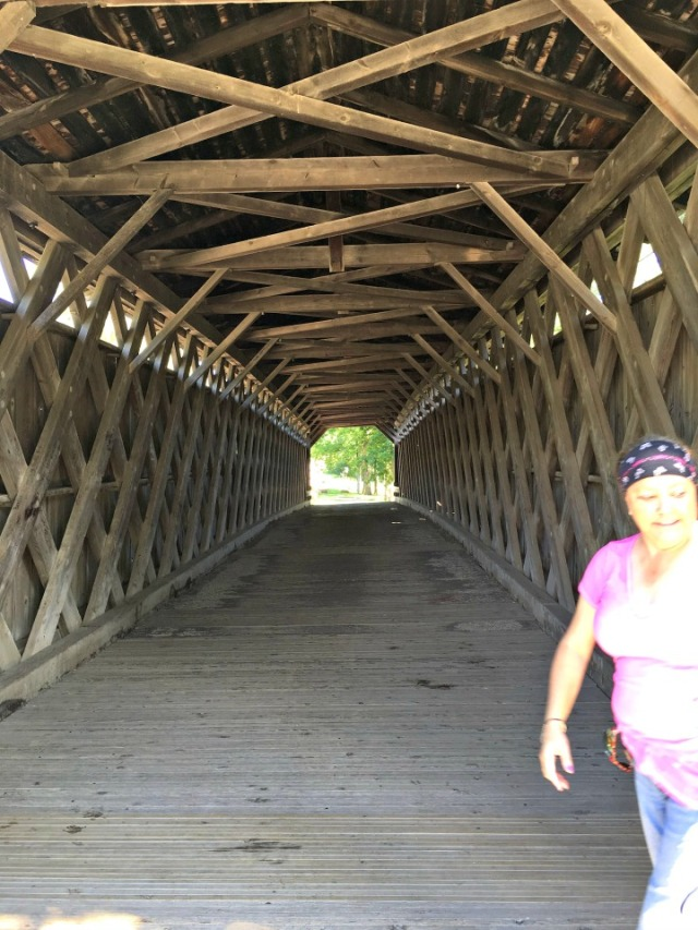 Ann in Bridge