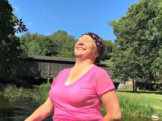 Ann w Bridge